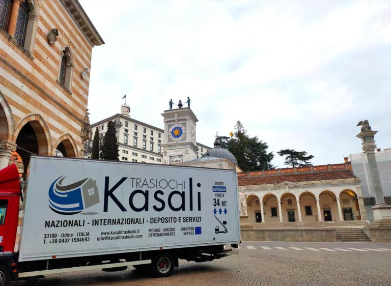 Trasloco Udine: Kasali Traslochi!